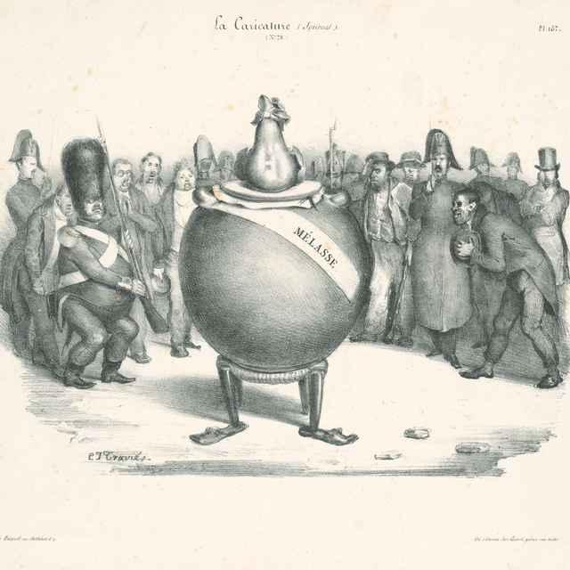 Melasa - Traviès de Villers, Charles Joseph