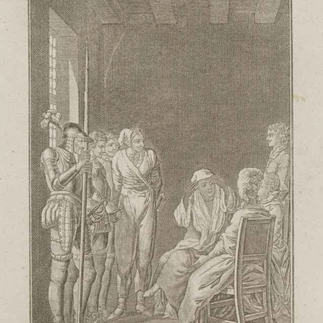 Spoločnosť - Sandrart, Jacob von
