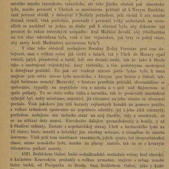 Pamatky Města Brodu Uherského