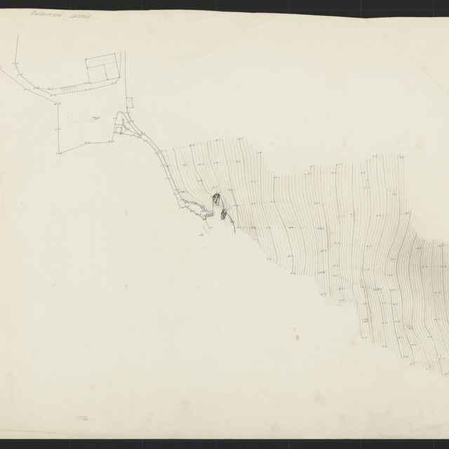 Gombasecká jaskyňa (plán)