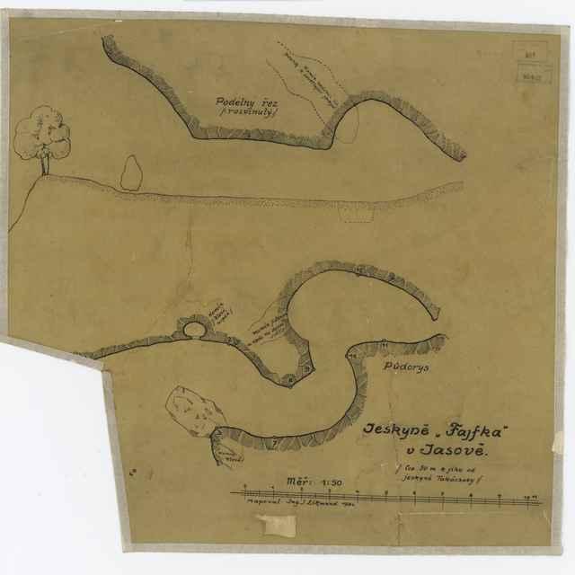 Fajka (plán) - Zikmund, Július