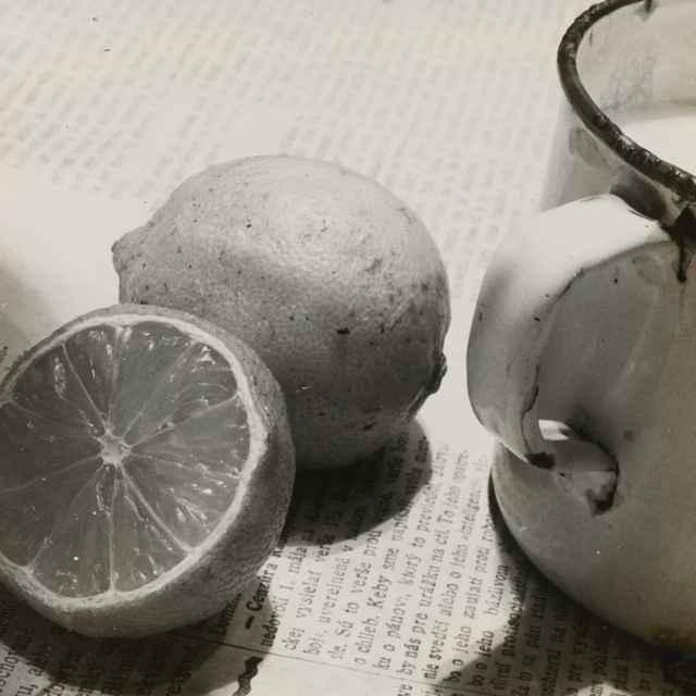 Citróny a hrnček mlieka - Dohnány, Miloš