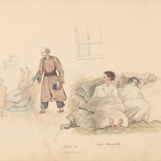 Album kresieb z 1847 - 1849