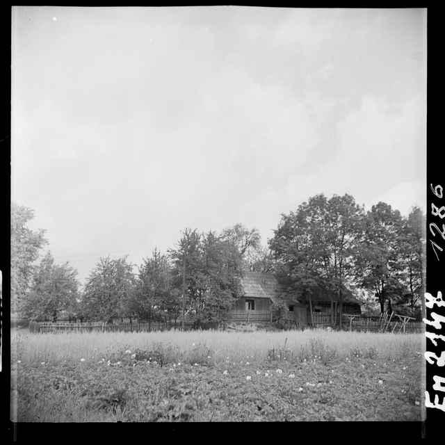 Fotonegatív čiernobiely Svrčinovec