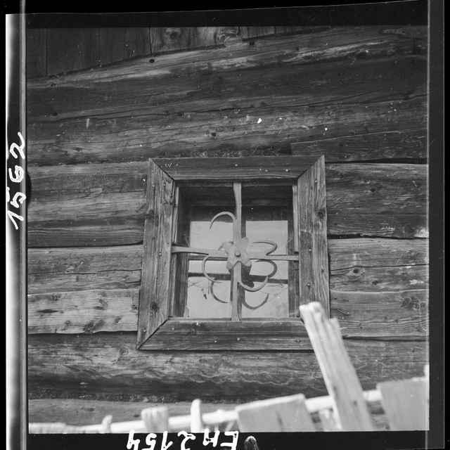 Fotonegatív čiernobiely Staškov