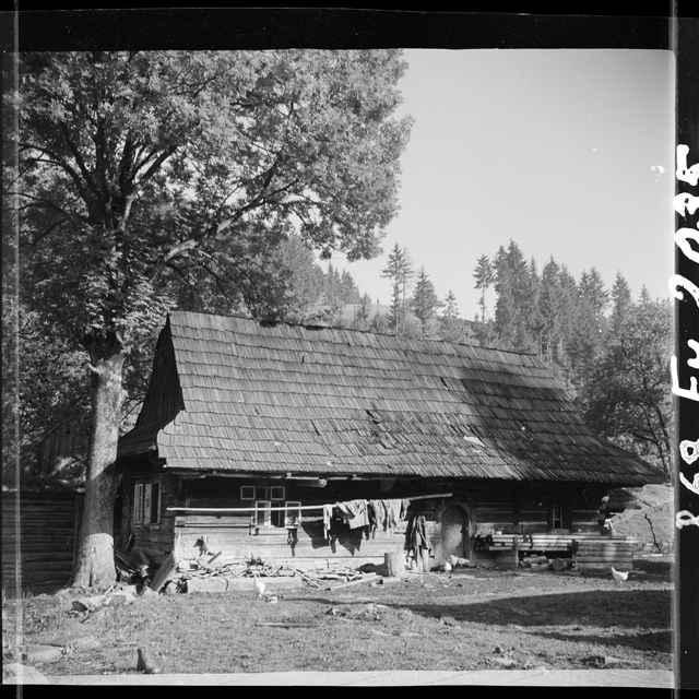 Fotonegatív čiernobiely Riečnica