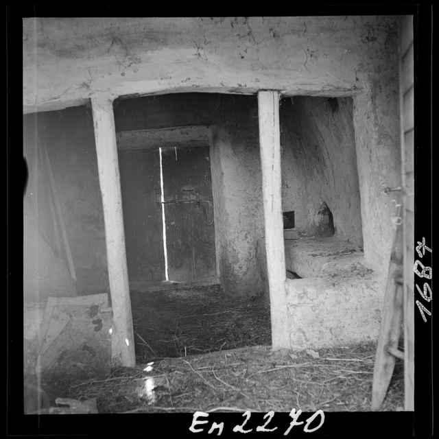 Fotonegatív čiernobiely Bolešov