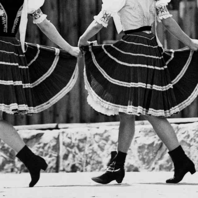Tanečníčky