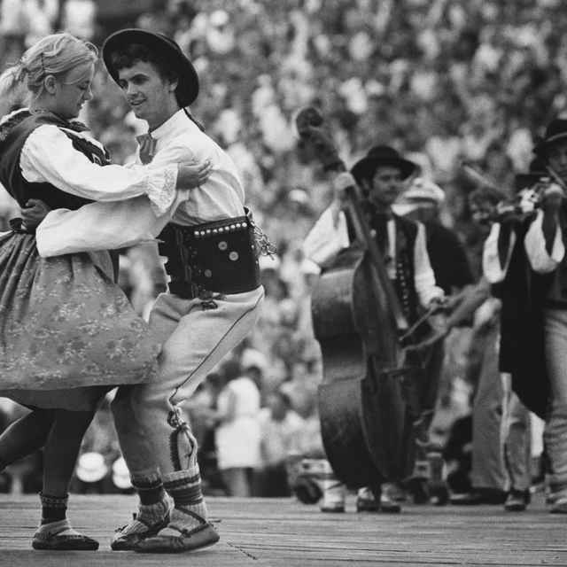 Tanečníci z Poľska