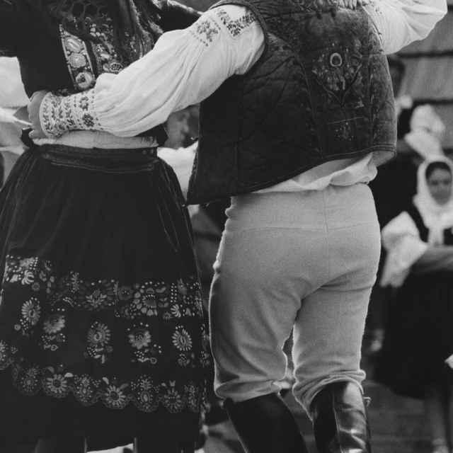 Tanečný pár