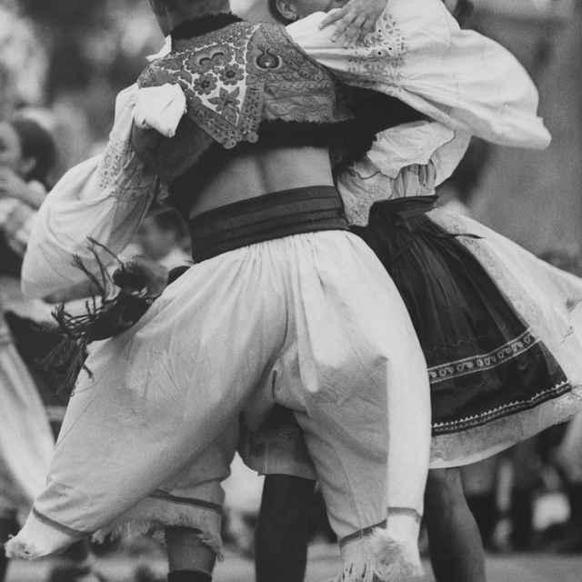 Tanečníci z Očovej