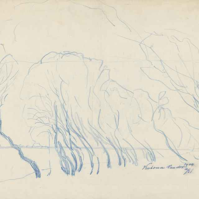 Stromy vo vetre - Katona, Ferdinand