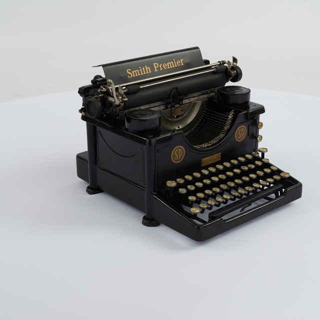 Stroj písací zn. Smith Premier