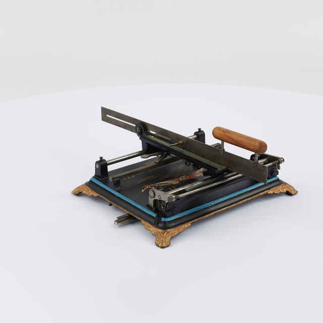 Stroj písací zn. Hammonia
