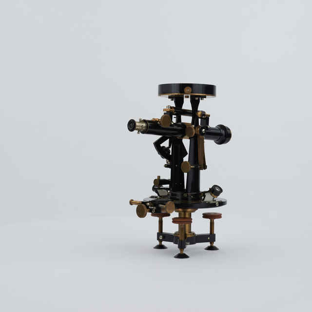 Tachymeter zn. FRIČ, s buzolou