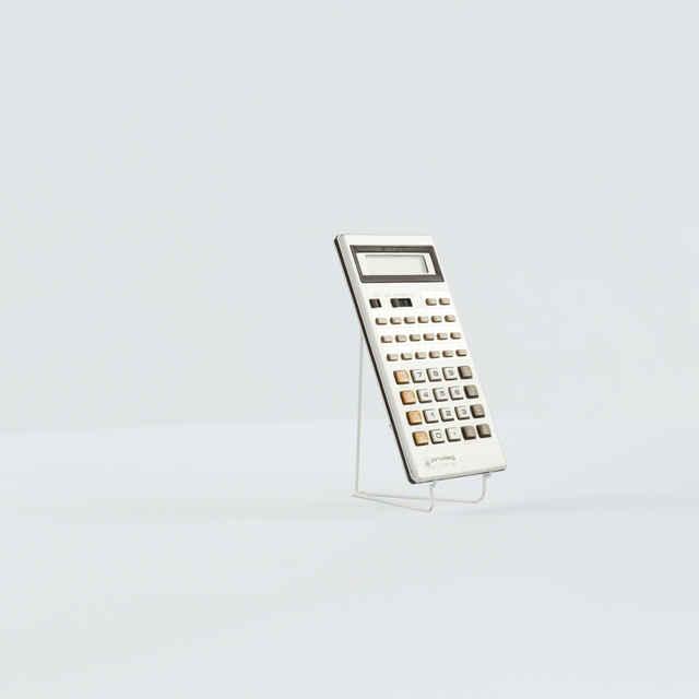 Kalkulačka elektronická zn. Privileg