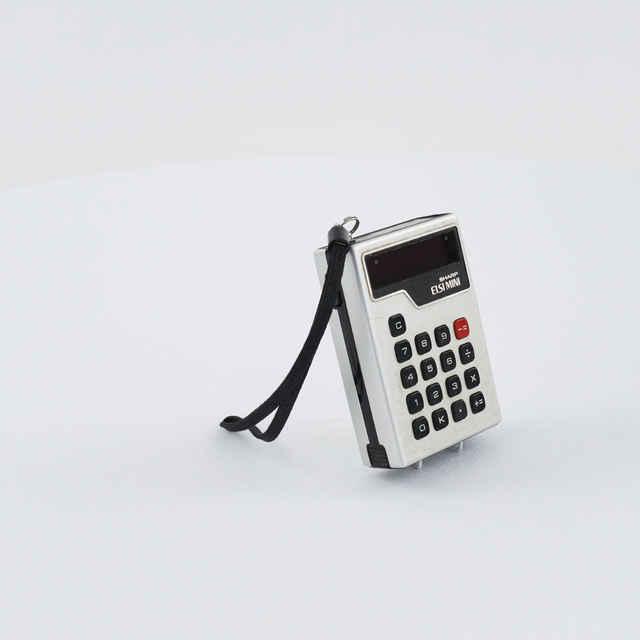 Kalkulačka zn. Elsi Mini Sharp
