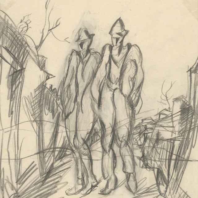 Dvaja tuláci - Bauer, Konštantín