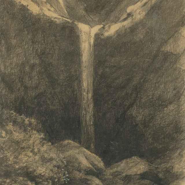 Vodopád (Zo Slovenského raja) - Čordák, Ľudovít