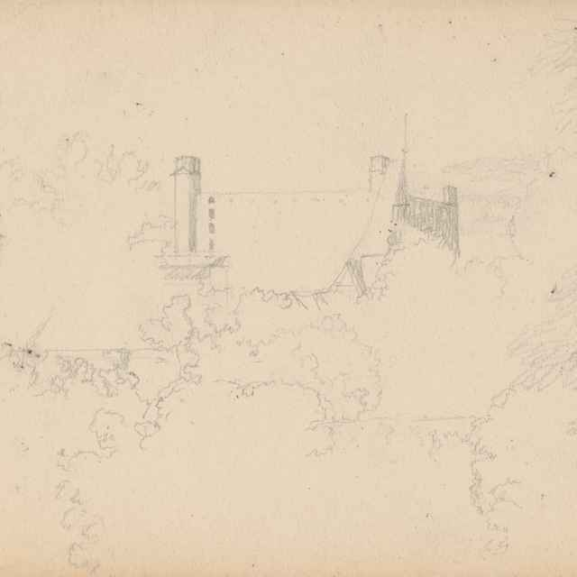 Náčrt bratislavského hradu - Žabota, Ivan