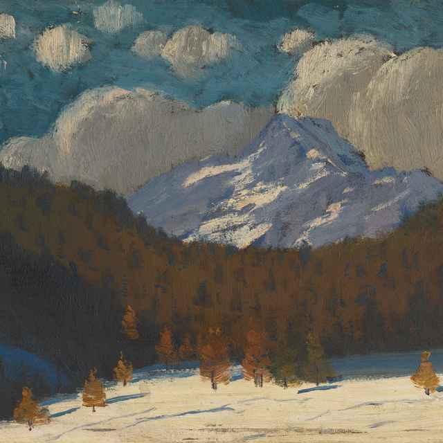 Vysoké Tatry v zime - Katona, Ferdinand