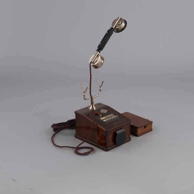 Telefón radový