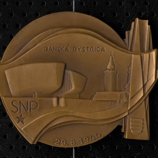 K 30.výročiu SNP - Muzeálny objekt