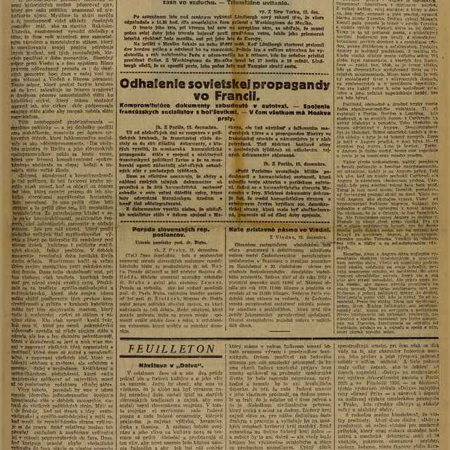 Slovenský denník - Text