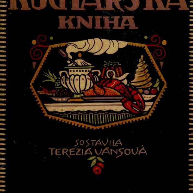 Nová kuchárska kniha - Vansová, Terézia