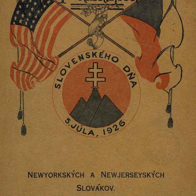 Pamätnica Slovenského dňa newyorských a new jerseyských Slovákov