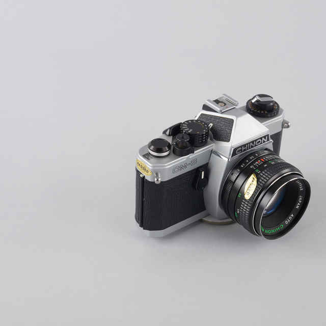 Prístroj fotografický CHINON CM-3