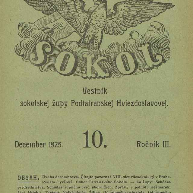 Tatranský Sokol