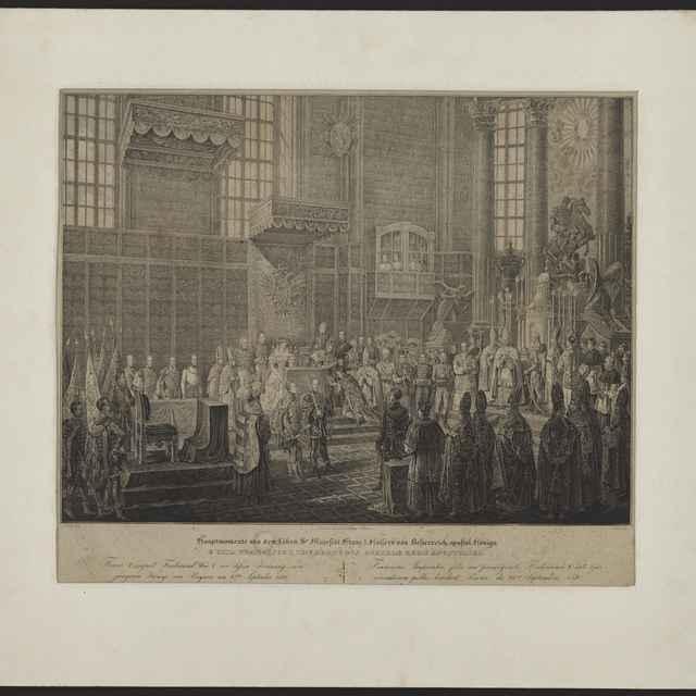 Korunovácia Ferdinanda V.