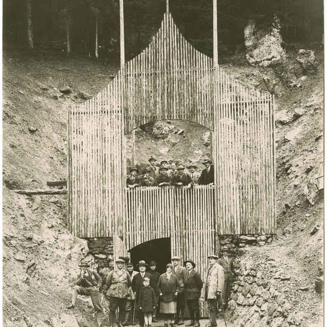 Demänovská jaskyňa slobody (fotografia) - Jungmann, Lipt. Sv. Mikuláš