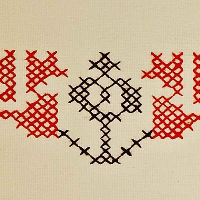 Ornamentník z Vrábeľ 001-03 - Vallová, Darina