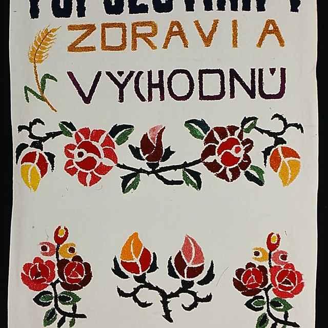 Ornamentník z Topoľčianok - Velbová, Valéria