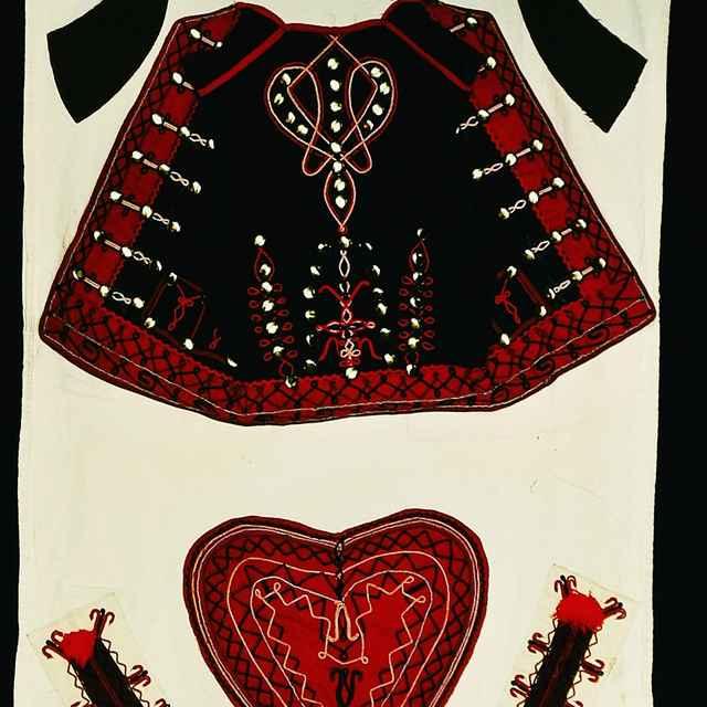 Ornamentník z Krivian 001-01 - Lazorík, Ján
