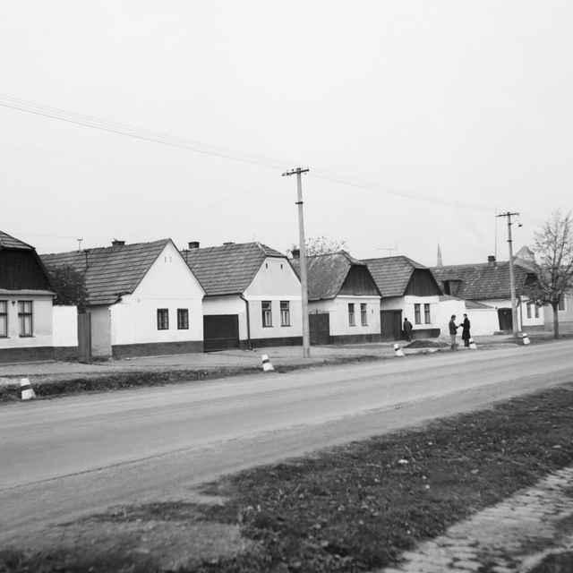 Obytné domy v Pezinku