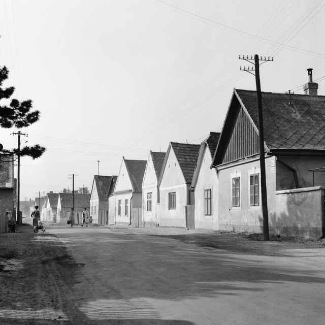 Obytné domy v Devíne