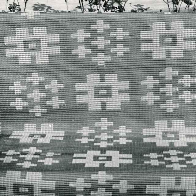 Tkaný koberec z Liptovskej Kokavy 005-01 - Núdziková, Júlia