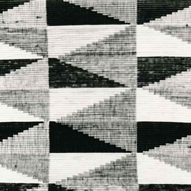 Tkaný koberec z Liptovskej Kokavy 003-01 - Majerčíková, Zuzana