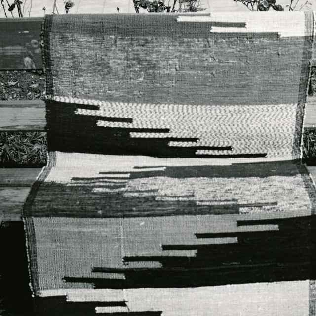 Tkaný koberec z Liptovskej Kokavy 007-01 - Porubänová, Eva