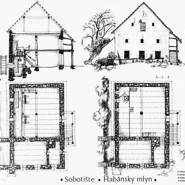 Habánsky mlyn v obci Sobotište 001-03