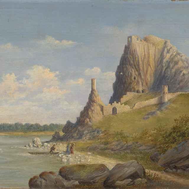 Hrad Devín - Zierer, Gejza