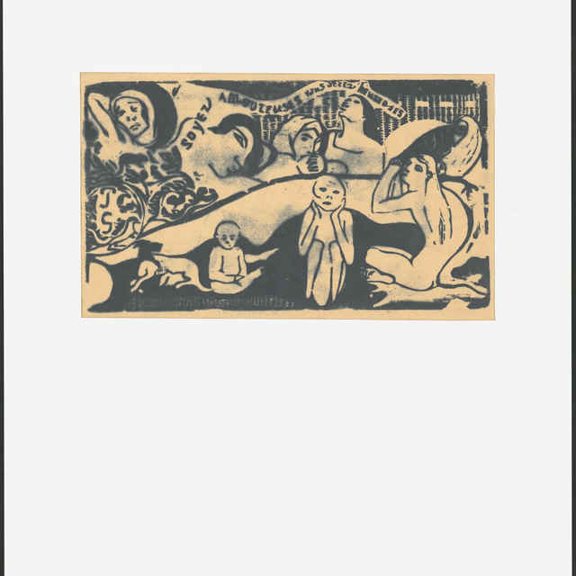 Gauguin, Paul: Soyez amoureuses - Gauguin, Paul