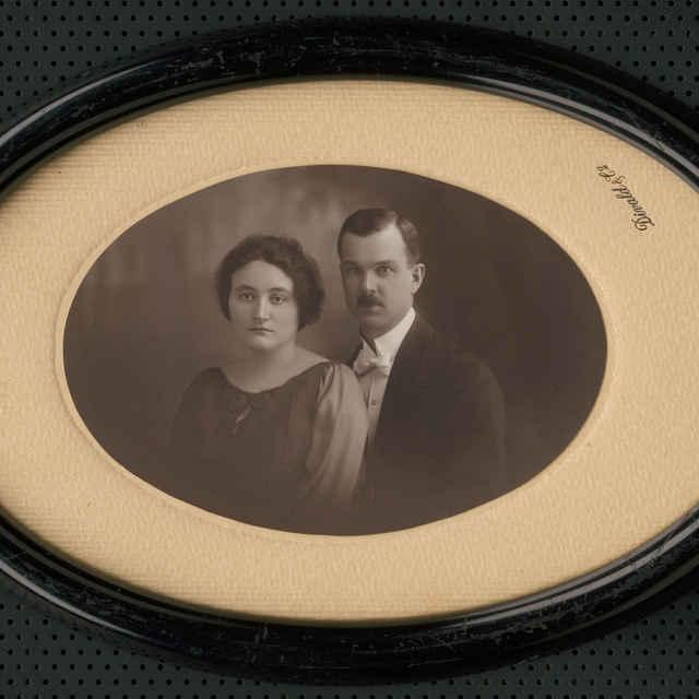 Fotografia manželov Vartovníkovcov