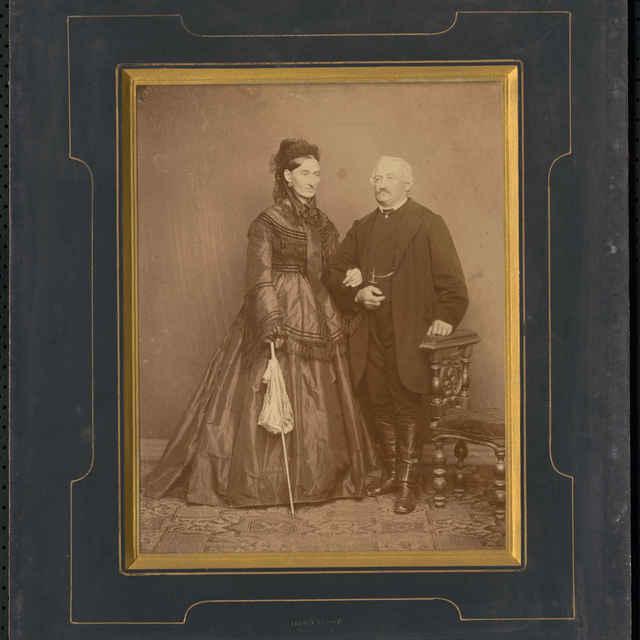 Fotografia manželov Kostenských