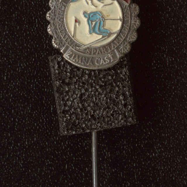 Odznak I. celoštátna spartakiáda