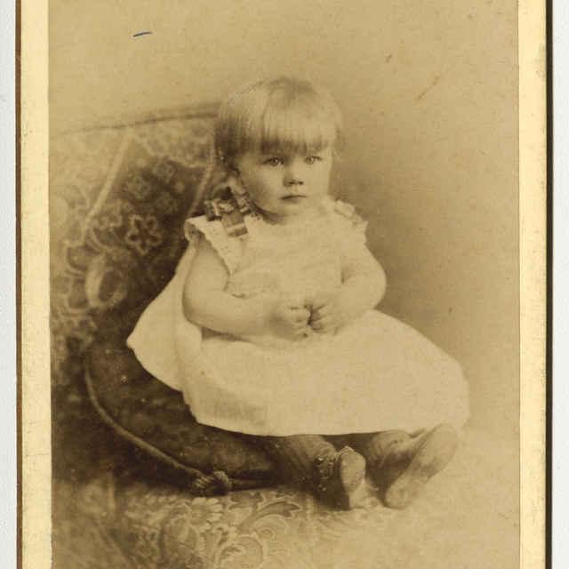 Fotografia dieťaťa