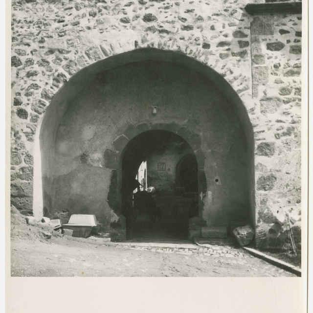 Fotografia Starého zámku